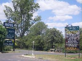 Hotel Quality Inn Overlander Homestead