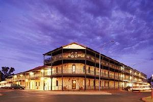 Hotel The Esplanade Port Hedland