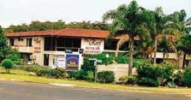 Hotel Reef Motor Inn