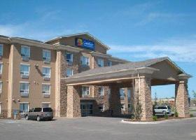 Hotel Comfort Inn & Suites Airdrie