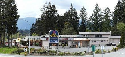 Hotel Best Western Cowichan Valley Inn