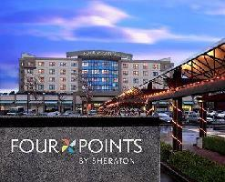 Hotel Four Points By Sheraton Vancouver Airport