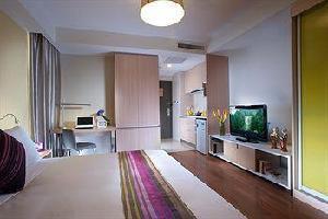Hotel Citadines Xingqing Palace Xian