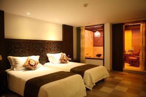 Hotel Bali Yuanshu Vogue Hotspring