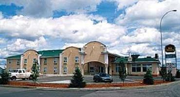 Hotel Best Western Strathmore Inn