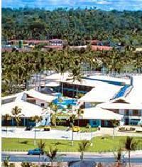 Hotel Tropical Oceano Praia