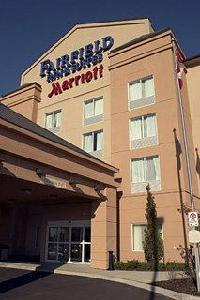 Hotel Fairfield Inn And Suites By Marriott Brampton