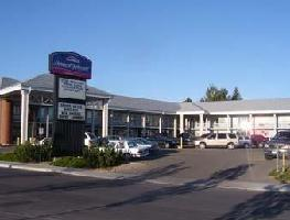 Hotel Howard Johnson Express Inn Lethbridge