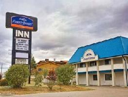 Hotel Howard Johnson Inn Red Deer