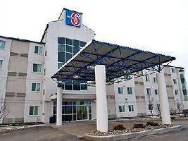 Hotel Motel 6 Grande Prairie Ab