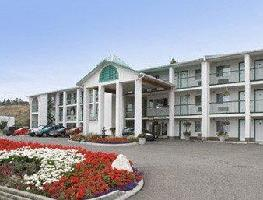 Hotel Kamloops Travelodge Mountview