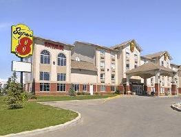 Hotel Super 8 Motel - Fort St. John