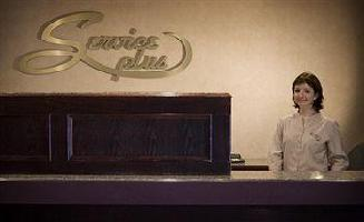 Hotel Service Plus Inn And Suites - Grande Prairie