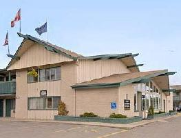 Hotel Thriftlodge Lethbridge