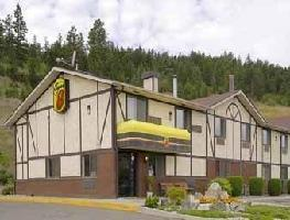 Hotel Super 8 Kamloops Bc