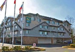 Quality Hotel And Suites Langley