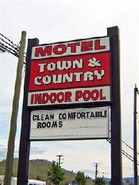 Hotel Town And Country Motel