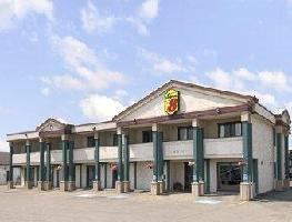 Hotel Super 8 Red Deer