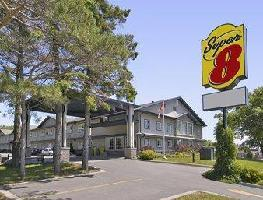 Hotel Super 8 Motel - Sault Ste. Marie, On
