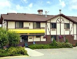 Hotel Super 8 Motel - Salmon Arm