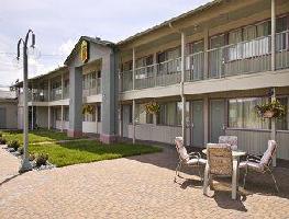 Hotel Super 8 Motel - Quesnel