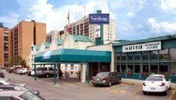 Hotel Travelodge Winnipeg East