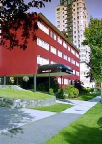 Hotel Rosellen Suites At Stanley Park
