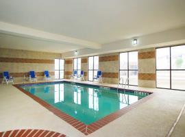 Hotel Hampton Inn & Suites Childress