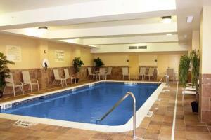 Hotel Hampton Inn Utica