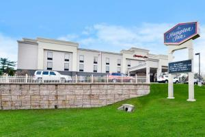 Hotel Hampton Inn Lehighton-jim Thorpe, Pa