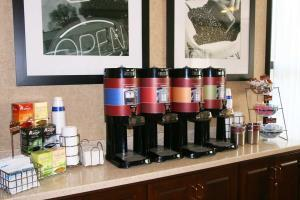 Hotel Hampton Inn Minneapolis-st. Paul North