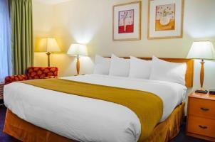 Hotel Quality Inn New Cumberland - Harrisburg South