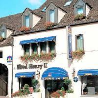 Hotel Henry II Beaune Centre