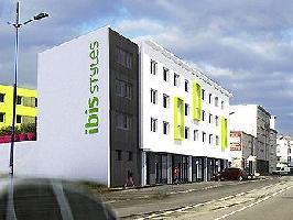 Hotel Ibis Styles Brest Centre Port
