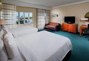 Hotel Courtyard Miami South Beach