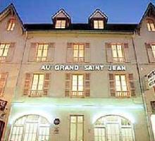 Hotel Au Grand Saint Jean.