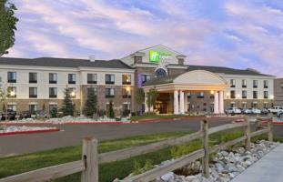 Hotel Holiday Inn Express & Suites Colorado Springs First & Main