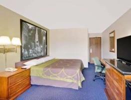 Hotel Super 8 Johnson City