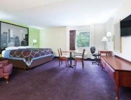 Hotel Super 8 Huntsville