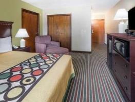 Hotel Super 8 Harrison Ar