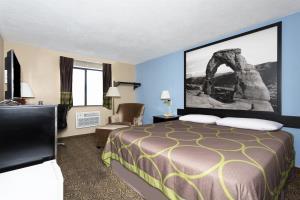 Hotel Super 8 Logan