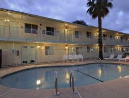 Hotel Howard Johnson Express Inn - Redding