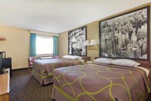 Hotel Super 8 Richfield Ut