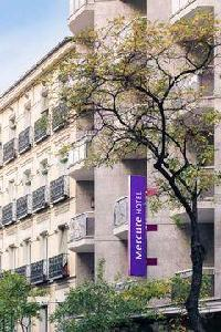 Hotel Mercure Madrid Plaza De Espana
