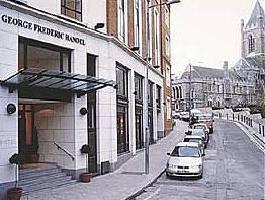 Hotel George Frederic Handel