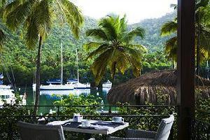 Hotel Capella Marigot Bay, St. Lucia