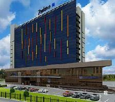 Hotel Radisson Blu Chelyabinsk