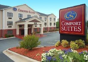Hotel Comfort Suites Edmond