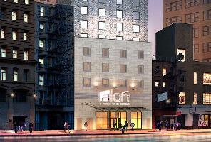Hotel Aloft Manhattan Downtown Financial District