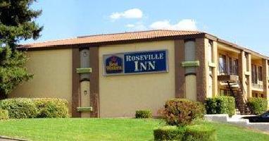 Hotel Best Western Roseville Inn